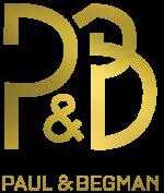 logo gold paul begman